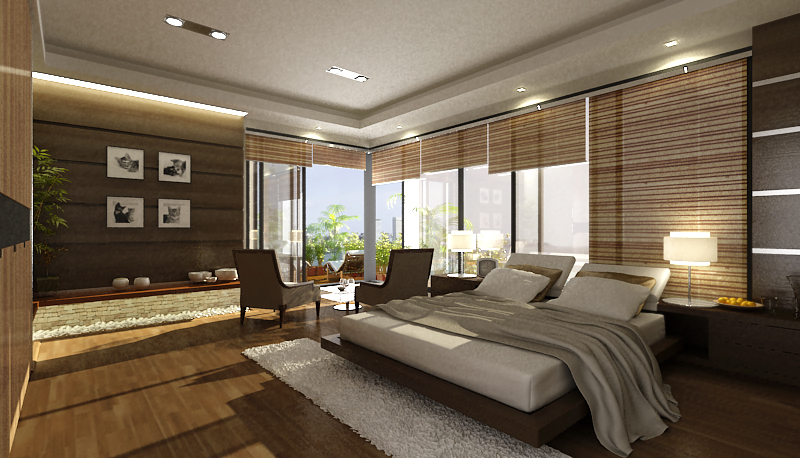 Sample Flat Interior In Mumbai Joy Studio Design Gallery